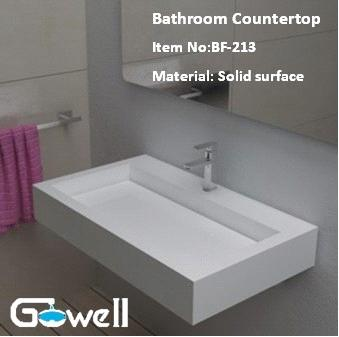 Acrylic Solid Surface Bathroom Vanity Top From China Manufacturer Manufactory Factory And Supplier On Ecvv Com