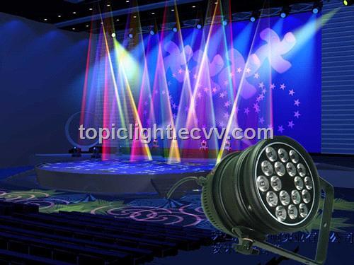 professional led stage lighting par64
