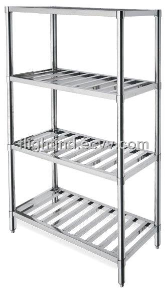 Stainless Steel Storage Shelf (T-bar type) purchasing
