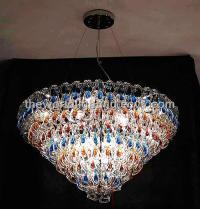 (PLMD5200-5800) Simple Modern Crystal Pendant Lamp ...