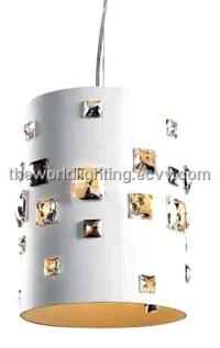TD-10144-Chrome Metal Branch Decorative Glass Cover Simple ...