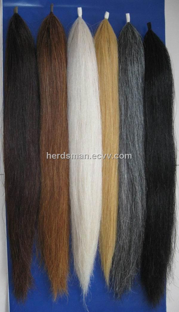 Horse Tail Extension70 76cm Double Thickness Tapered