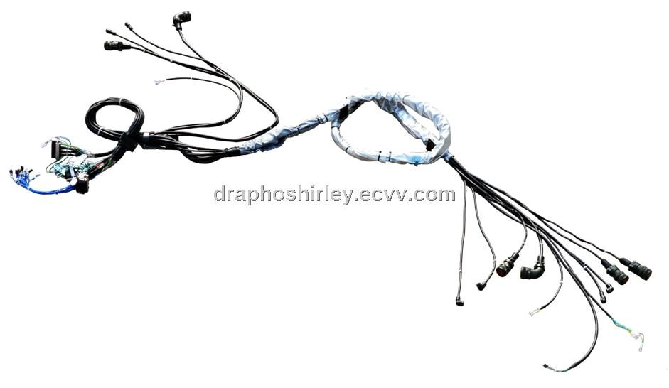 Robot arm wire harness from China Manufacturer