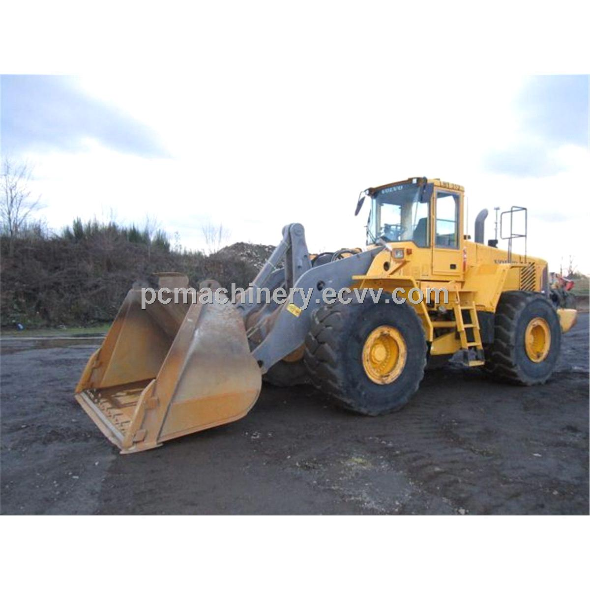 Used Volvo L220E Wheel Loader For Sale purchasing, souring