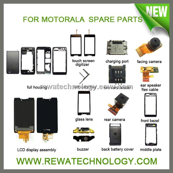 Factory Directory For Motorola Mobile Phone Spare Parts