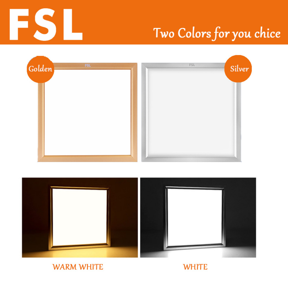 hight resolution of  fsl 12w 18w 24w aluminum square led ceiling panel light ac 220v ultra thin sealed structure