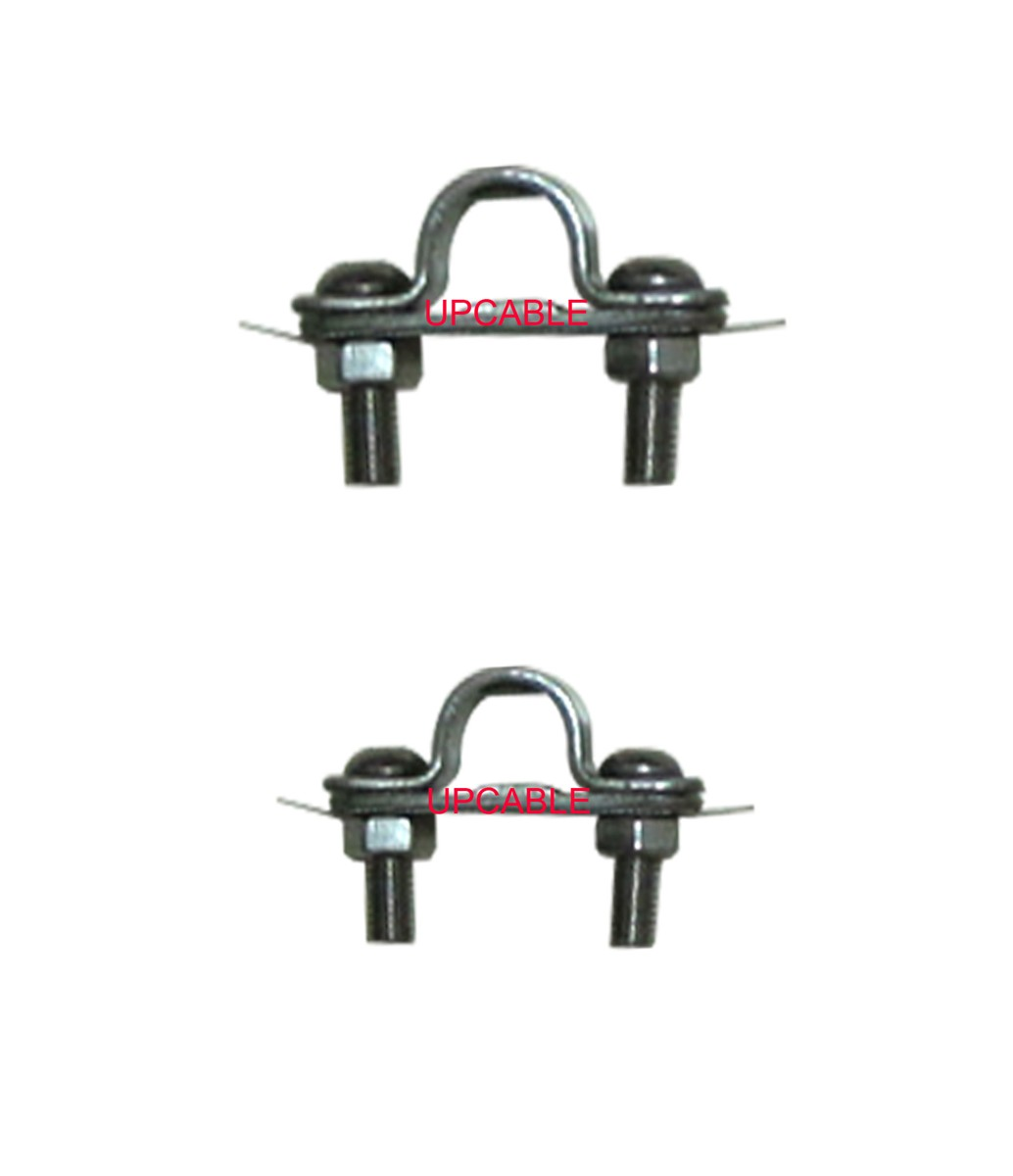 Stainless Steel Carbon Steel Cable Clamp Cable Connection