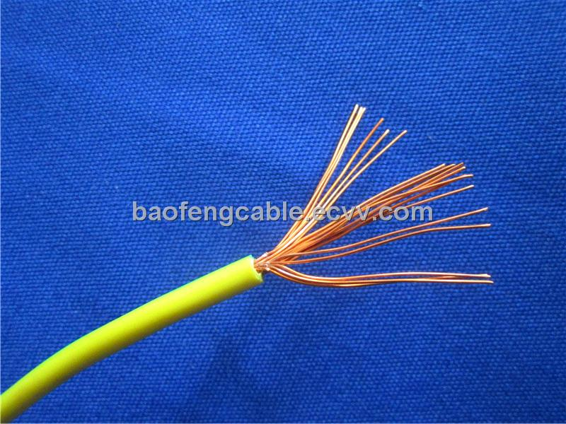 Flame Retardant Electrical Cable/electrical Wire Cable