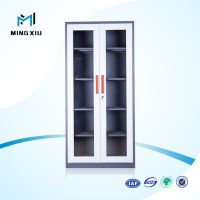 Mingxiu office furniture 2 door lightweight steel filing ...