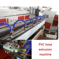 Hydraulic Hoses Steel Wire Reinforced PVC Hose Pipe Making ...