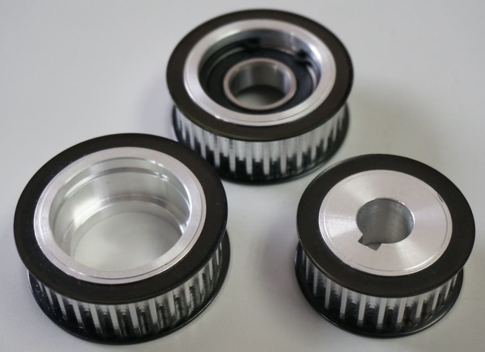 Small Timing Belts And Pulleys