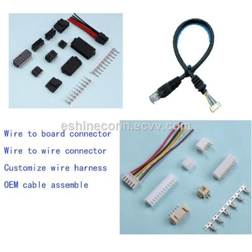 small resolution of wire to board connector for cable wire harness assemble to led lamps