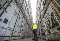 Potato exports power growth at Grangemouth