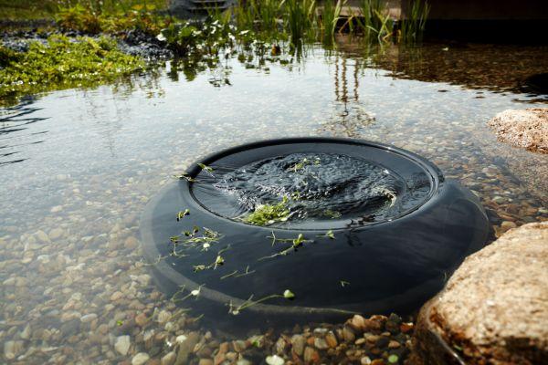 Shallow Pond Liner