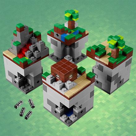 Minecraft Dernires News Lego Minecraft Dj En Vente