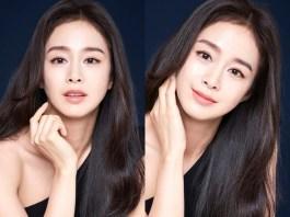 kim taehee cantik