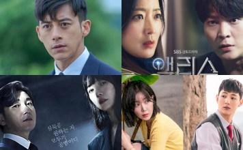 seleksi drama korea ogos 2020