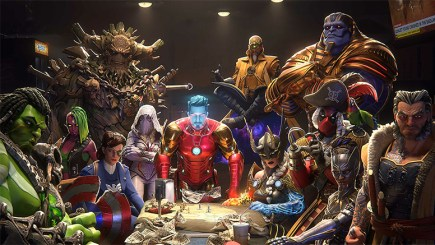 Marvel Realm of Champions xứng danh game MOBA tốc chiến tốc thắng