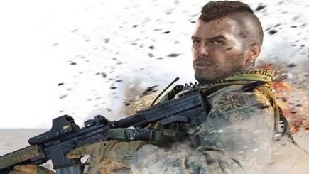 Call of Duty: Warzone hé lộ sự trở lại của John 'Soap' MacTavish