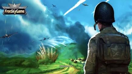 Tham gia vào các trận chiến quân sự kinh điển cùng Free Sky Game
