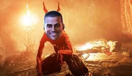 Mass Effect: Commander Shepard có phải là kẻ sát nhân hàng loạt?