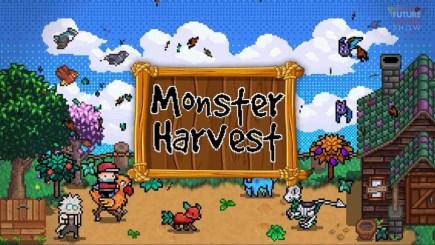 Monster Harvest: Màn hợp thể giữa Stardew Valley và Pokemon
