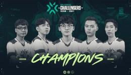"""Daicute: """"Cerberus đã sẵn sàng chinh phục VCT Challengers SEA Finals"""""""