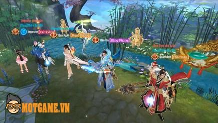 Thiên Long Kỳ Hiệp Mobile sắp được VGP ra mắt tại làng game Việt