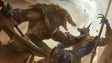 Tốc Chiến: Hướng dẫn đi đường Baron và lên đồ đấu sĩ cho Renekton