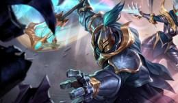 ĐTCL Mùa 5: Leo rank thần tốc cùng Jax Chiến Binh Thiết Giáp