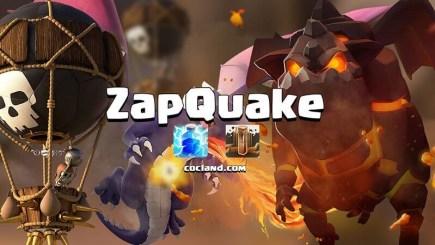 Clash of Clans: Chiến thuật ZapQuake cho Town Hall 9