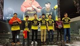 GPL Mùa Hè 2017 – Việt Nam đại thắng ngày playoffs thứ 2
