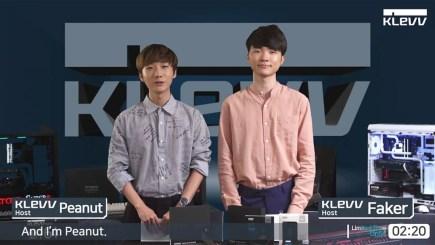 Sắp tới CKTG 2017, nhưng Faker và cả đội SK Telecom T1 vẫn đi đóng quảng cáo