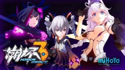 Game siêu đẹp Honkai Impact 3 sắp phát hành bản tiếng Việt