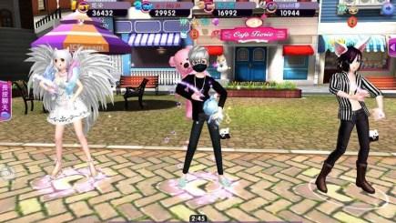 Au Mobi VNG: Thỏa sức khoe 1 dàn hình selfie thay vì từng tấm như game khác