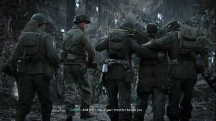 Call of Duty: WWII – Những lựa chọn ám ảnh dưới làn đạn