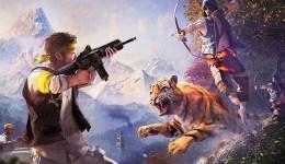 Cốt truyện Far Cry 4: Bi kịch gia đình Ghale