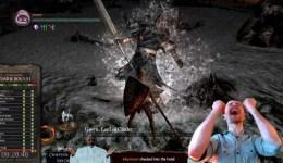 Thánh khổ dâm đi hết 3 phần Dark Souls không bị trúng một đòn nào