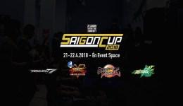 SaiGon Cup 2018: Giờ G đã điểm.