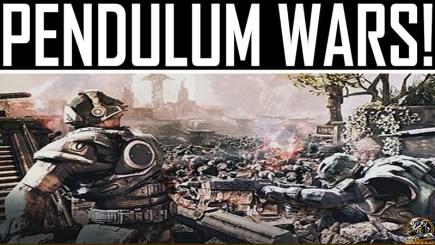 Cốt truyện Gears of War – Pendulum Wars khởi đầu của cuộc chiến