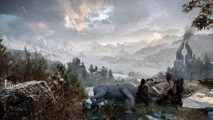 Cốt truyện God of War: Hành trình của cha và con (phần 1)