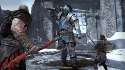 God of War: Những thông tin về Leviathan Axe – vũ khí mới của Kratos