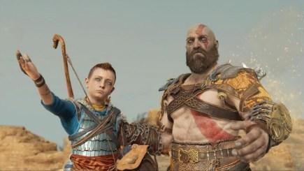 Cốt truyện God of War: Hành trình của cha và con (phần cuối)