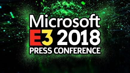 Sự kiện E3 2018 – Họp báo Microsoft: Devil May Cry 5 và GOW 5 xuất hiện