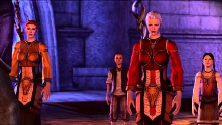 Cốt truyện Dragon Age: Circle of Magi (Hội Kết Giới Sư)