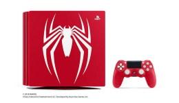 Sony giới thiệu PlayStation 4 Pro phiên bản đặc biệt mừng ngày ra mắt Spider-Man