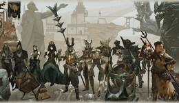 Cốt truyện Dragon Age: Đế Chế Tevinter (Tevinter Imperium)