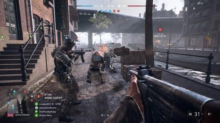 Trải nghiệm Battlefield V Beta – Tiềm năng Battle Royale rất rõ