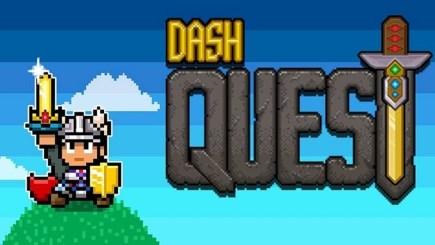 Đánh giá Dash Quest – Lối chơi vừa đi vừa quất đậm chất tuổi thơ