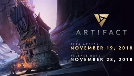 Artifact Beta lùi ngày ra mắt sang ngày…50 tháng 10